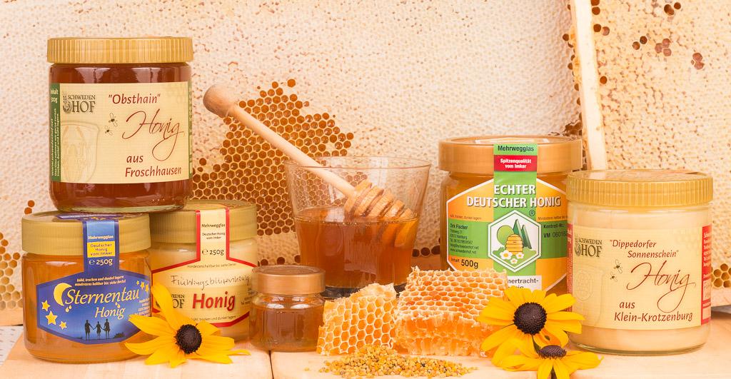 Honig vom Schwedenhof